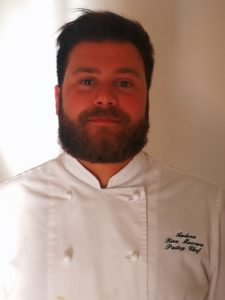 CHEF ANDREA RIVA MOSCARA - DOC ITALY SELECTION